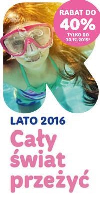 PROMOCJA LATO 2016 - RAINBOW TOURS