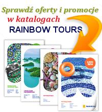 Katalogi i promocje Rainbow Tours